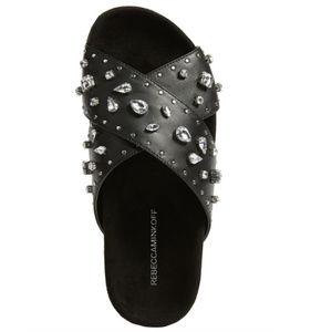 New Rebecca Minkoff Embellished Sandal Size 8 1/2